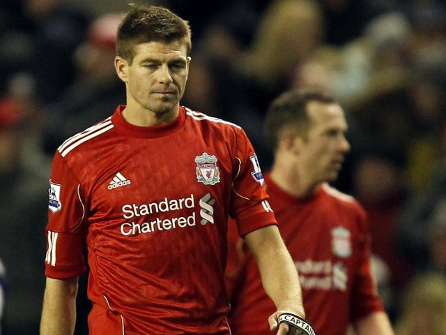 Gerrard named England captain
