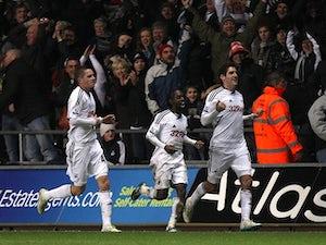 Result: Swansea 3-2 Arsenal