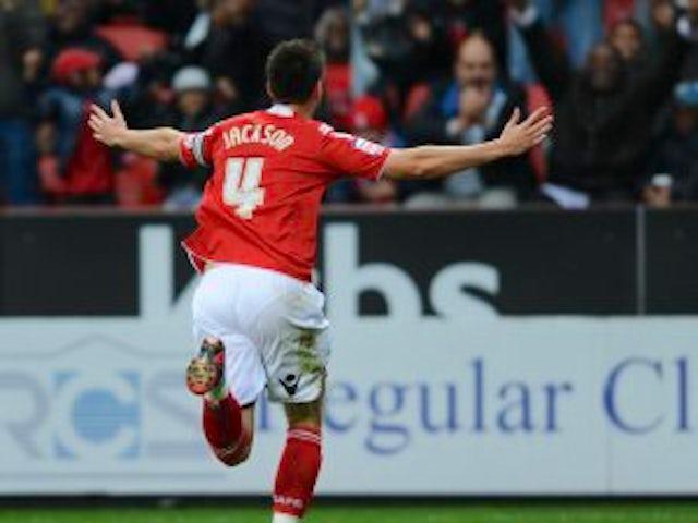 Result: Charlton 1-1 Blackburn