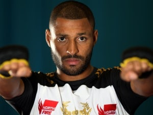 Brook relishing underdog status