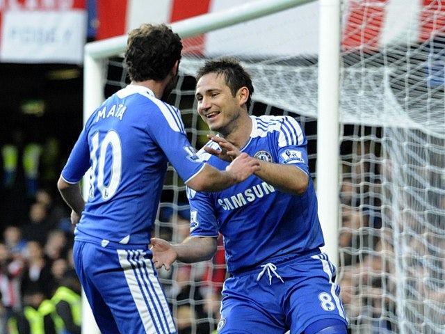 PSG consider Lampard swoop?