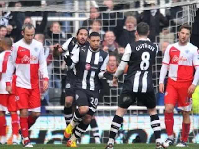 Result: Newcastle 1-0 QPR