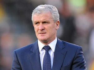 Hughes bemoans first-half display