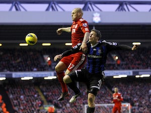 Skrtel to miss Zenit clash