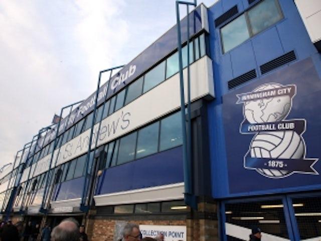 Birmingham loan Lee from Barnet
