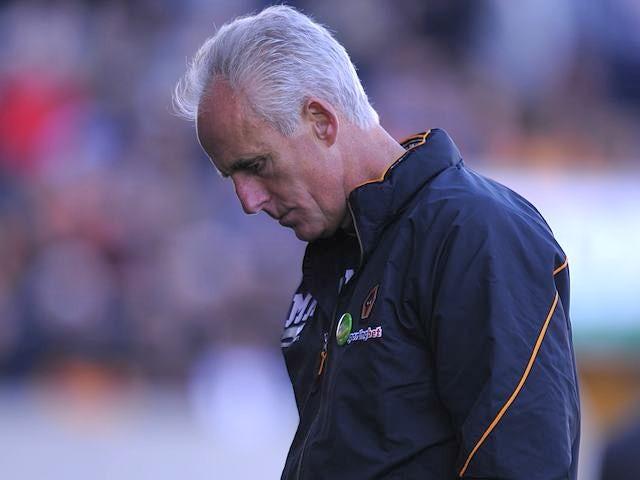 Wolves chief executive backs McCarthy