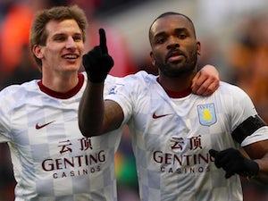 Fulham make improved Bent bid