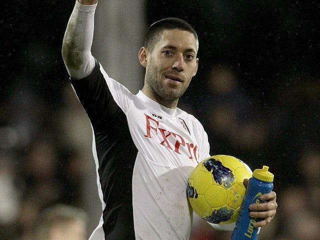 QPR keen on Clint Dempsey