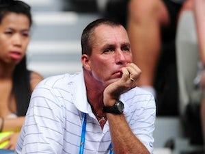 Lendl 'plays golf during Wimbledon'