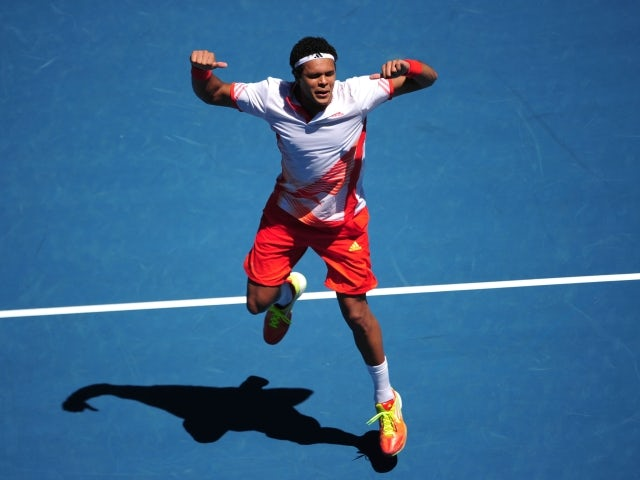 Result: Tsonga defends Metz title