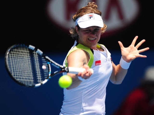 Result: Clijsters powers through to fourth round