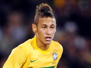 Neymar not affected by jeers
