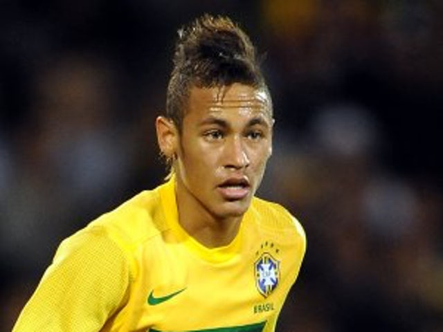 Neymar focused on Santos