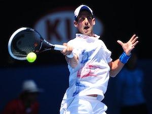 Djokovic: 'I had to hang on'