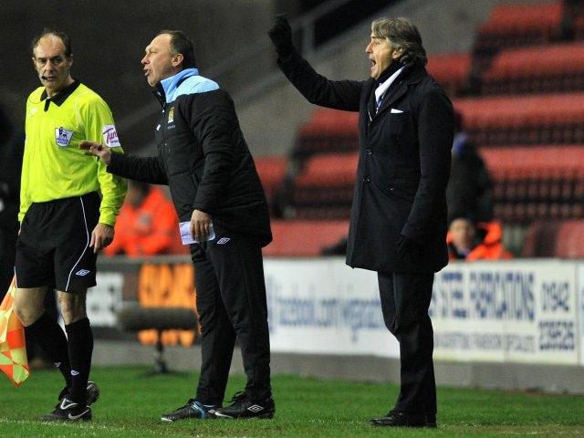 No FA ban for Mancini