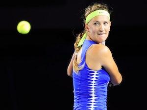 Result: Azarenka books last WTA semis place