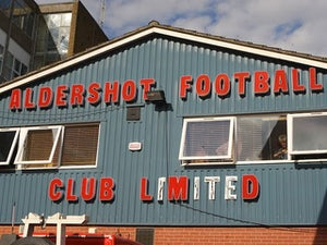Aldershot enter administration