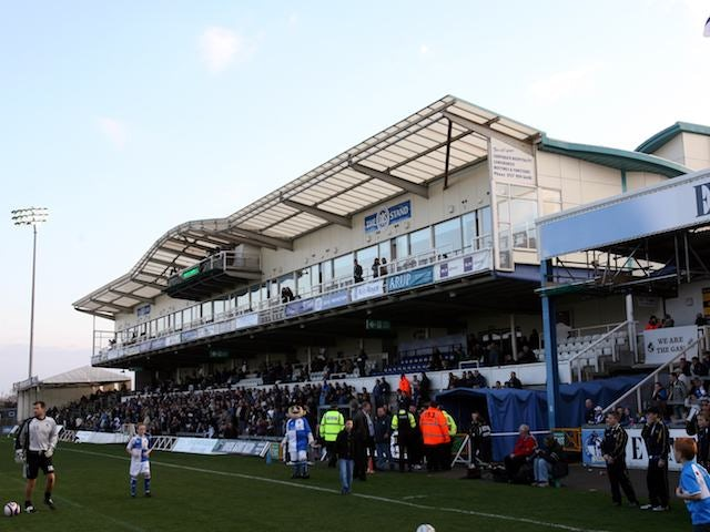 Lockyer signs Bristol Rovers deal