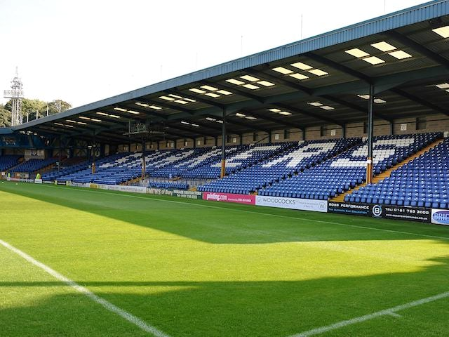 Result: Bury denied first league win at the death