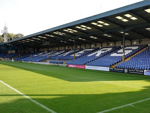 Bury's transfer embargo lifted