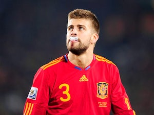 Pique surprised by Puyol snub