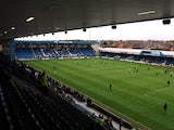 Priestfield Stadium