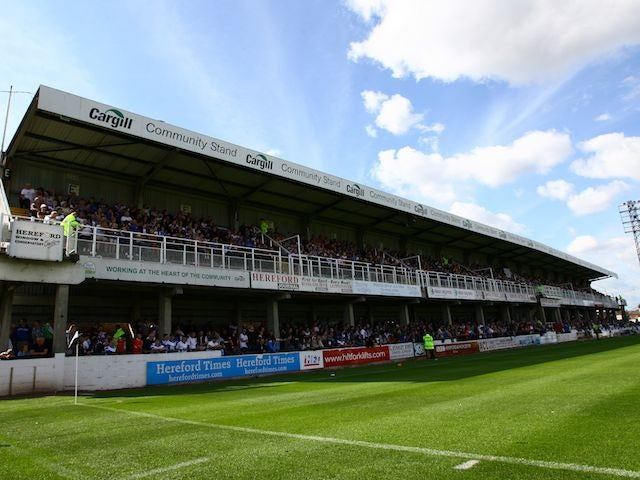Hereford appoint Foyle