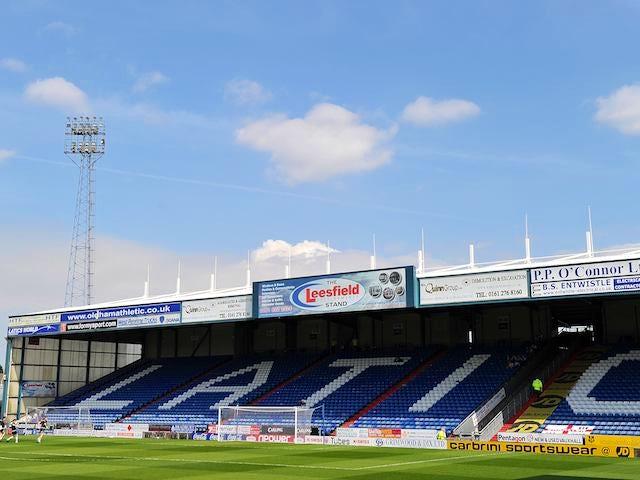 Oldham, Yeovil clash postponed