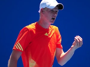Result: Edmund crashes out of Australian Open