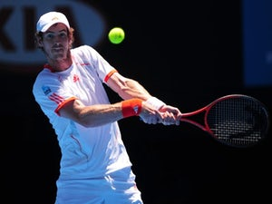 Murray happy with performance