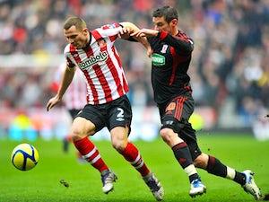 Sunderland dealt Bardsley blow
