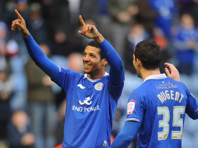 Result: Leicester 2-0 Swindon