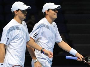 Result: Bryan brothers win doubles gold
