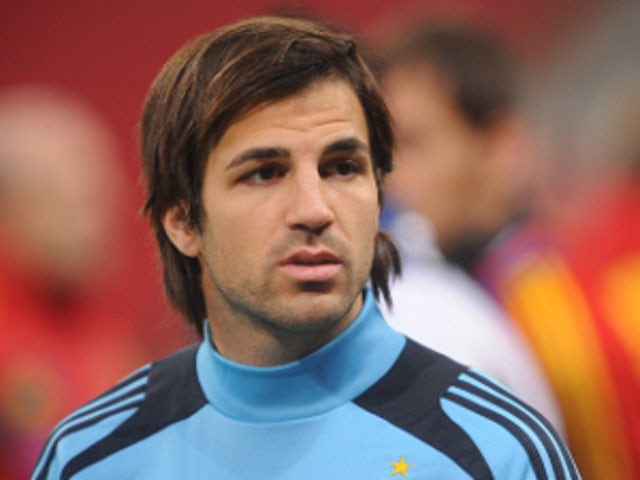 Barca value Fabregas higher than United bid?