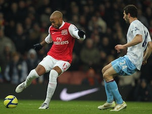 No Arsenal loan extension for Henry