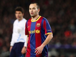 Iniesta eyes World Cup glory