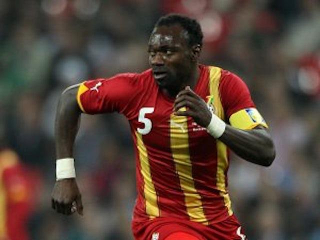 Result: Ghana 1-0 Botswana