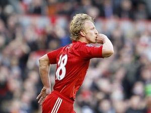 Kuyt wants to end career at Liverpool