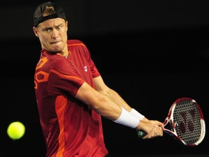 Hewitt happy despite Ferrer defeat