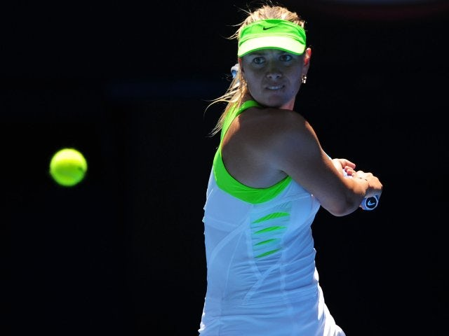 Sharapova: Either player could have won
