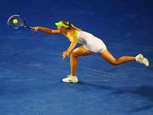 Result: Sharapova storms past Stosur