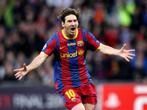Lionel Messi becomes father for the first time