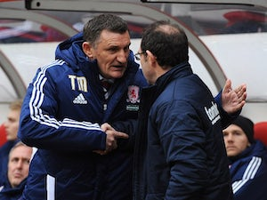 Mowbray delighted with derby success