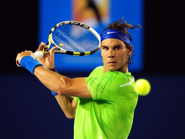Nadal launches tennis app