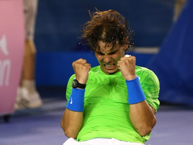Result: Nadal reaches Rome final