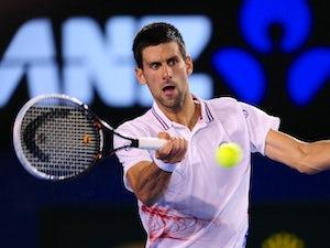 Result: Djokovic moves past Querrey into quarters