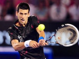Djokovic relishing Murray clash