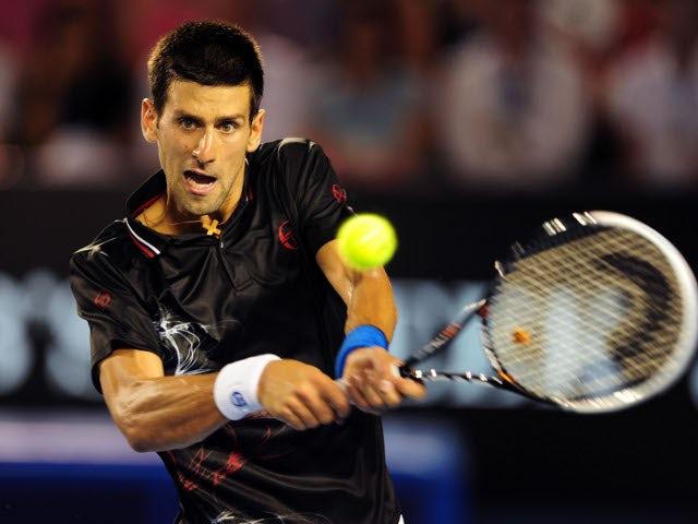 Result: Djokovic battles past Starace