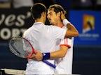 In Pictures: Australian Open: Men's semi-finals