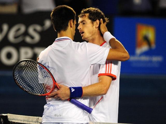 Murray lost sleep over Djokovic defeat